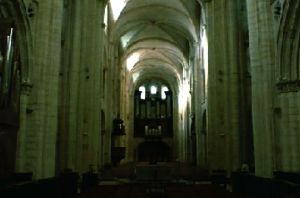 Abbey Nave