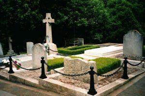 Churchill Family Graves