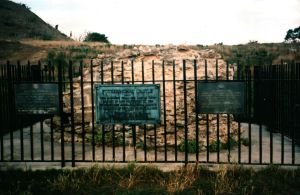 Fotheringhay Plaques