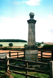 Naseby Monument
