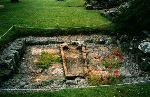 Shaftesbury Monastic Tomb