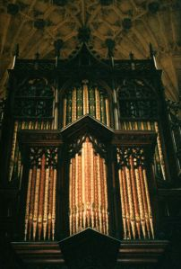 Sherborne Organ Case