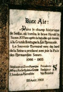 Souvenir Normand 1